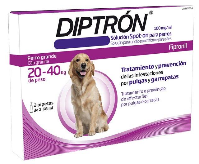 Pipetas DIPTRÓN 20 a 40 KG