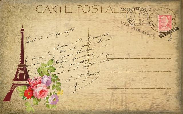Postar Retro Paris