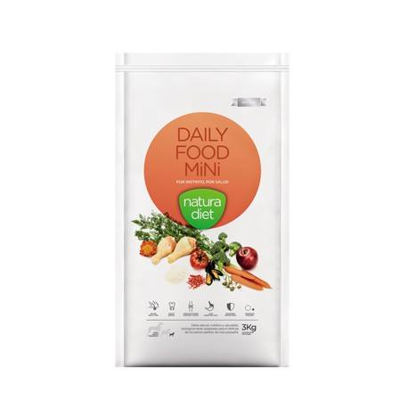 Natura Diet Daily Food Mini 500gr