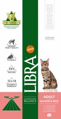 LIBRA CAT ADULT SALMON