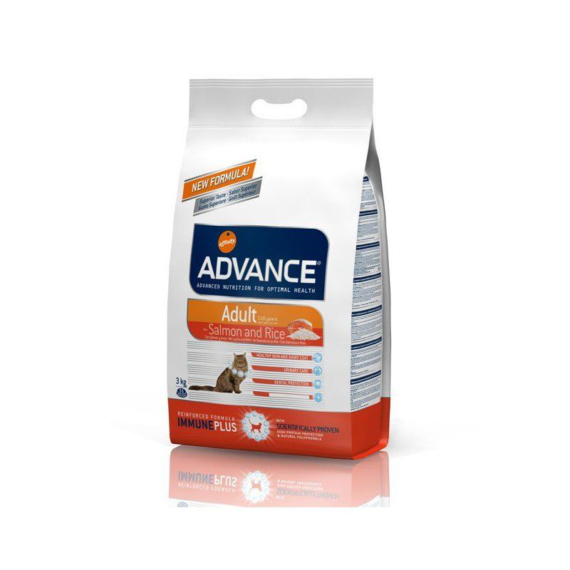 ADVANCE SENIOR CAT SALMON & RICE