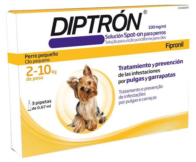 Pipetas DIPTRÓN 2 a 10 KG