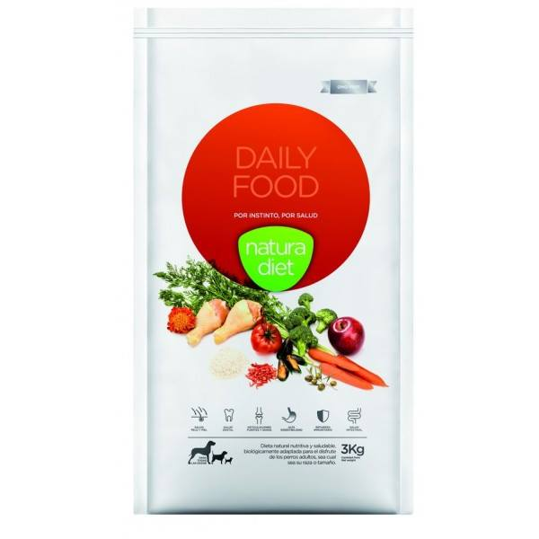 Natura Diet Daily Food 3kg