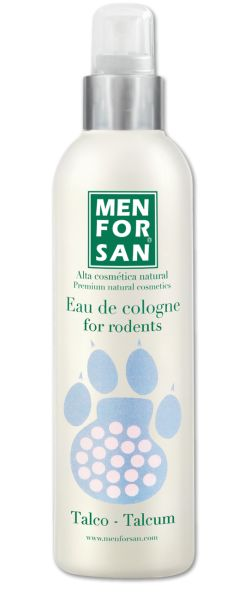 Men For San, colonia Talco para perros 125 ml