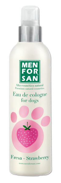Men For San, colonia fresa 125ml