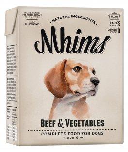 Mhims BEEF & VEGETABLES