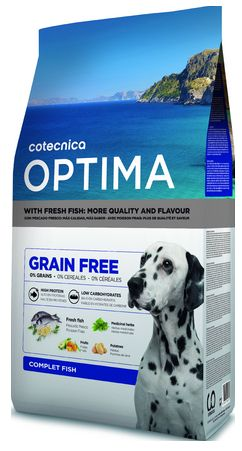 OPTIMA GRAIN FREE FISH