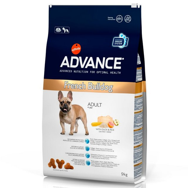 ADVANCE BULL DOG FRANCES