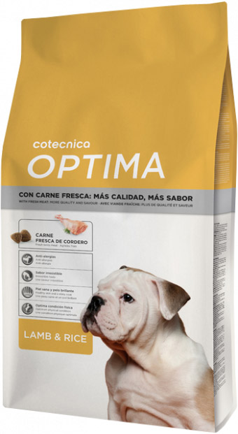 OPTIMA LAMB&RICE