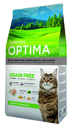 OPTIMA GRAIN FREE STERILIZED