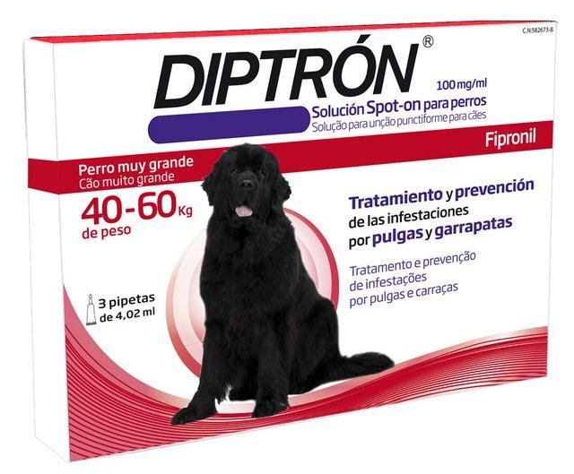 Pipetas DIPTRÓN 40 a 60 KG