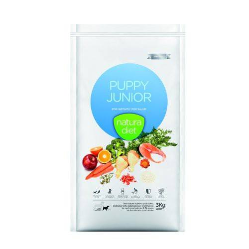 Natura Diet Natura Puppy Junior 3kg