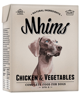 Mhims CHICKEN & VEGETABLES